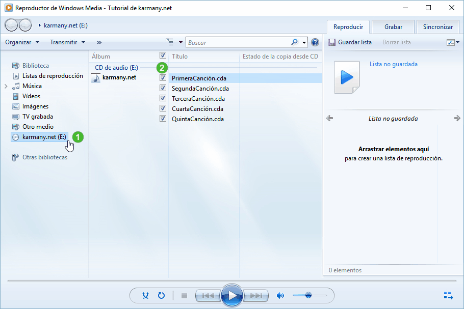 descargar reproductor mp3 gratis para windows 7